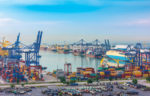 Container Cargo freight