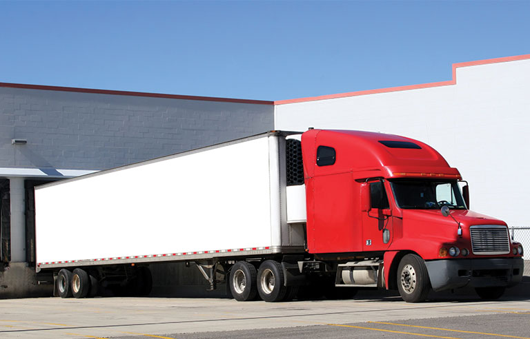 You Have Arrived At Your Destination New Flier Offers Best Practices For Tractor Trailer Drivers 2018 05 01 Safety Health Magazine