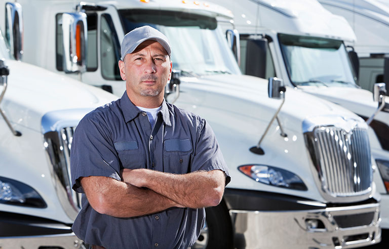 Truckers Medical Conditions Can Increase Crash Risk