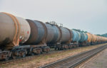 train tanks
