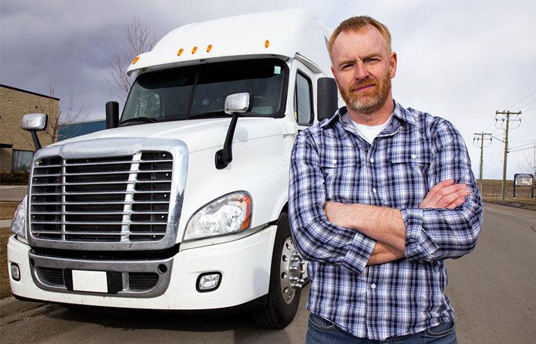 trucker-rig