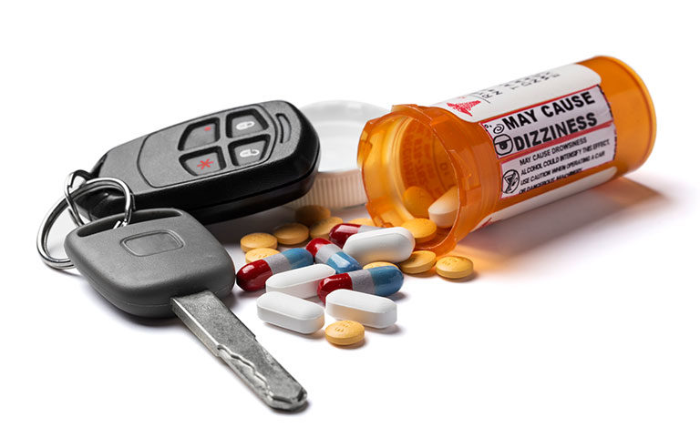 prescription drugs and driving