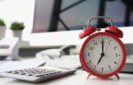 red-alarm-clock