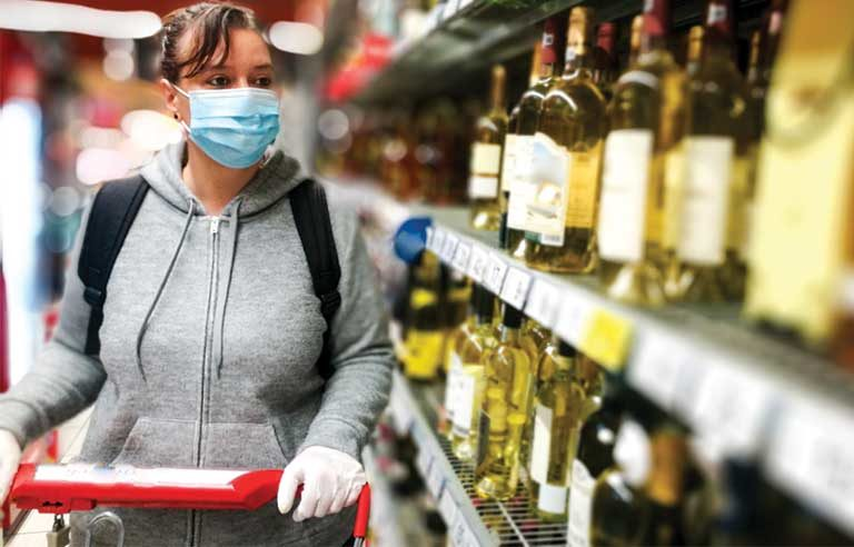 shop-with-mask-and-gloves-on