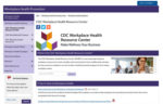 Workplace Health Promotion - CDC