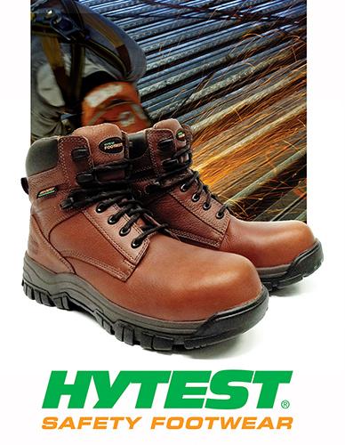 HYTEST Safety Footwear | 2014-07-28