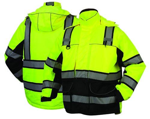 High-visibility workwear | 2019-03-24 | Safety+Health Magazine