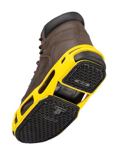 Anti-slip shoe gear | 2016-07-24