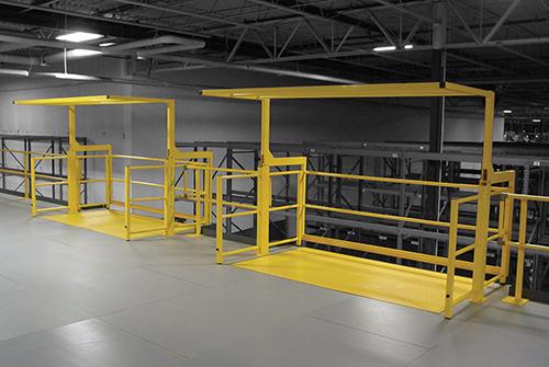Pivot Model Mezzanine Safety Gate 2014 01 27 Safety