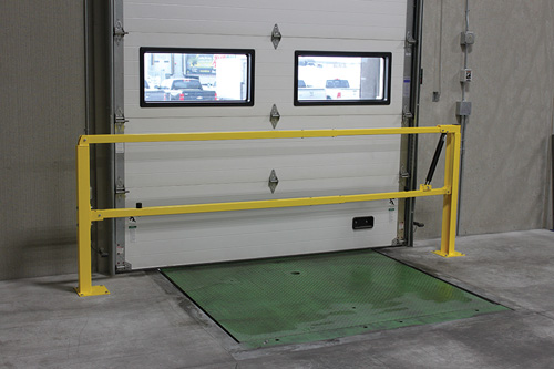 Loading Dock Safety Gate 2017 01 29 Safety Health Magazine