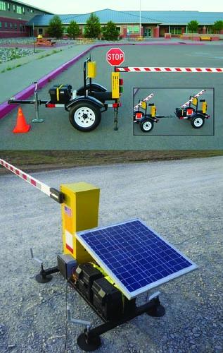 Solar Powered Security Gates 2018 01 28 Safety Health