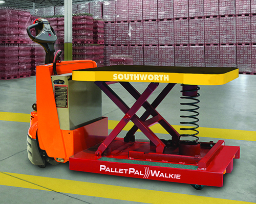 Ergonomic Pallet Truck Attachment 2015 05 22 Safety