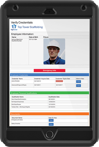 App for field training   2017-02-26   Safety+Health Magazine