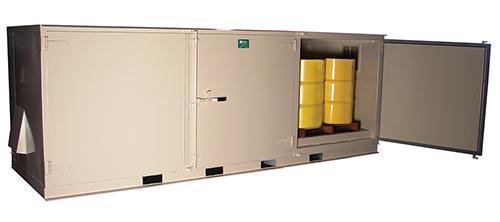 Chemical storage cabinets | 2014-04-28 | Safety+Health Magazine