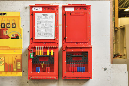 Lockout And Permit Control Station 2017 08 27 Safety