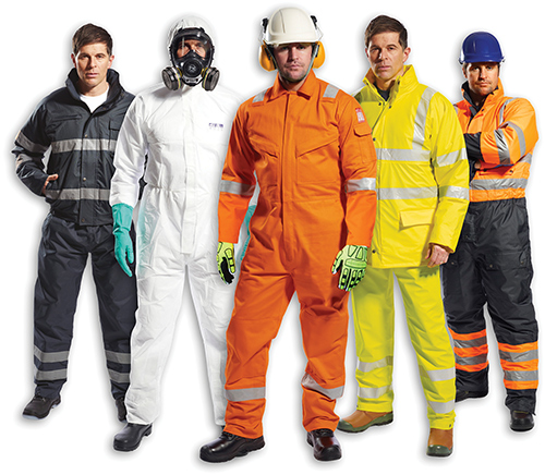 62ff256092ee This line of flame-resistant protective clothing includes Bizflame