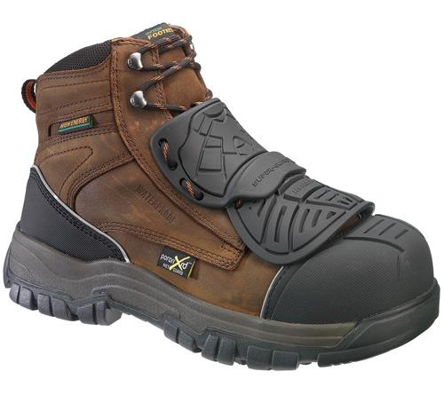 Metatarsal guard boot