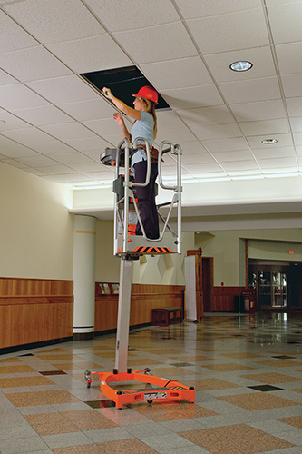 Portable Aerial Work Platform 2013 10 28 Safety Health