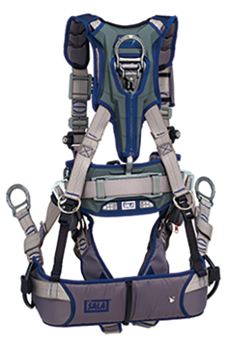 Full- safety harness | 2015-10-25 | Safety+Health Magazine