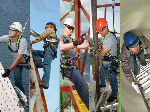 Fall Protection Harness 2015 10 25 Safety Health Magazine