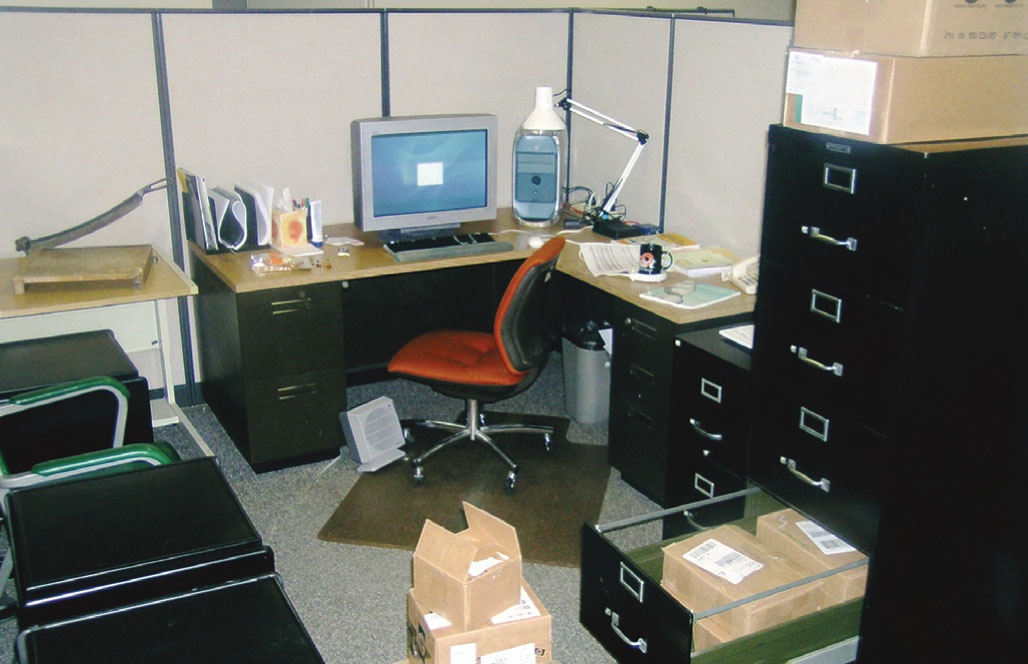 Safety Hazards In An Office Setting