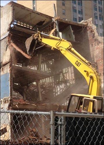 Demolition Site Deaths Prompt Osha To Update Safety