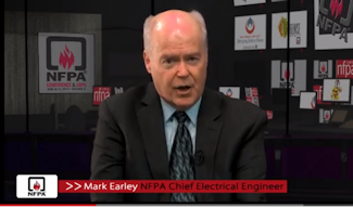 Mark Early video 2014 electrical code