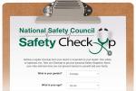Safety checkup