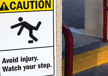 Preventing Slips Trips And Falls