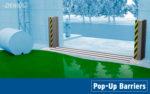 Denios: Pop-up Barriers
