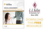 J. J. Keller White Paper: Harassment Training