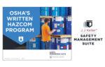OSHA's Written HazCom Program